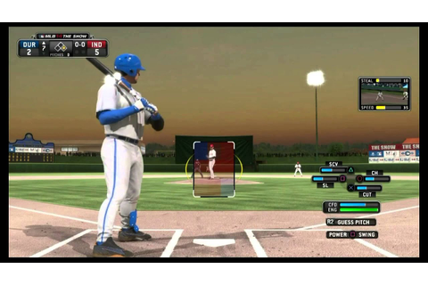 Baseball-MLB 14 The Show-Road To The Show 14-Worst Game ...