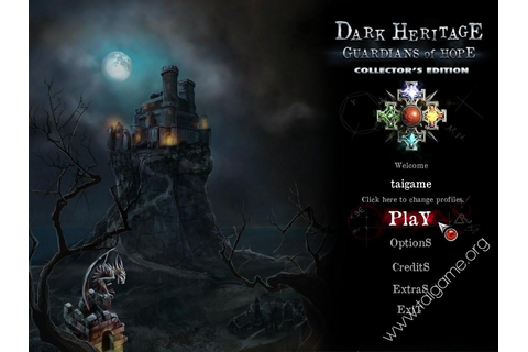 Dark Heritage: Guardians of Hope Collector's Edition ...