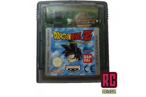 Dragon Ball Z: Les Guerriers Legendaires GBC - Section ...