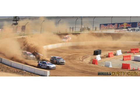 X-Games: Global Rally Cross 2013 - Irwindale Speedway Los ...