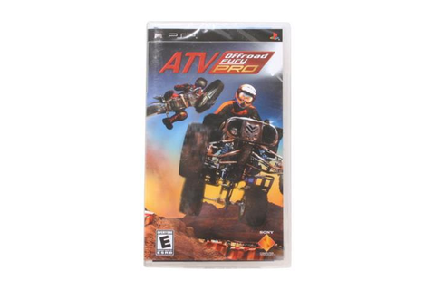 ATV Offroad Fury Pro PSP Game SONY - Newegg.com