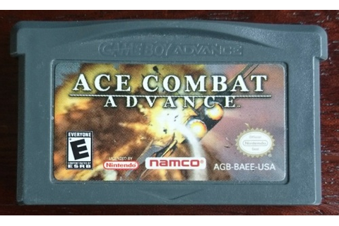 Games - Ace Combat Advance - GBA (NTSC) (Retro) was listed ...