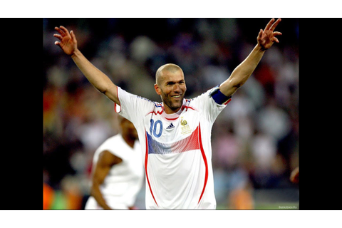 Zinedine Zidane Football King | HD - YouTube