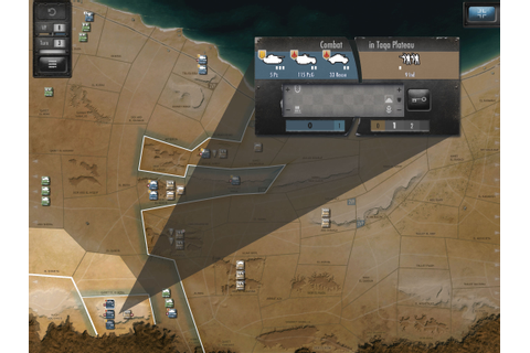Desert Fox: The Battle of El Alamein | Articles | Pocket Gamer