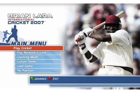 brain lara cricket 2005 full version