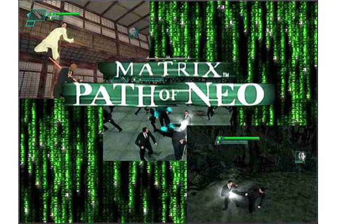 The Matrix Path Of Neo Game Download Free For PC Full ...