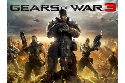 Gears of War 3 | the best wallpapers of the web
