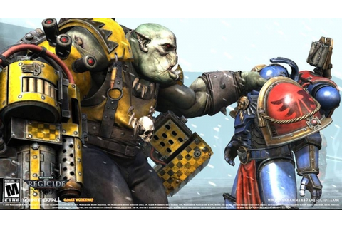 Warhammer 40k REGICIDE Game Released ork image - Orc clan ...