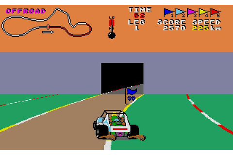 Buggy Boy Download (1988 Amiga Game)