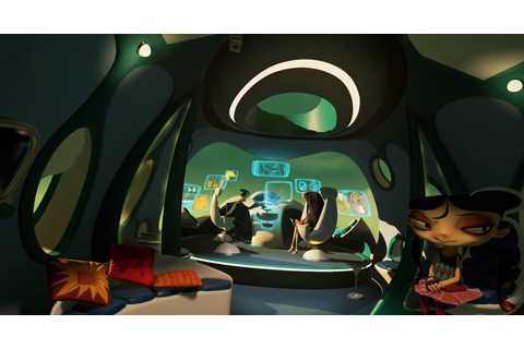 Psychonauts in the Rhombus of Ruin Gameplay from E3 ...