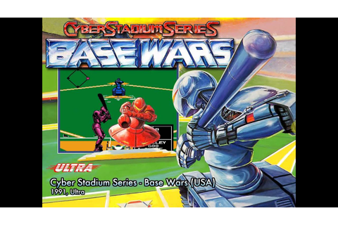 Cyber Stadium Series: Base Wars - (Ultra) - YouTube