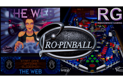 Pro Pinball: The Web - Sega Saturn - Pinball Gameplay [HD ...