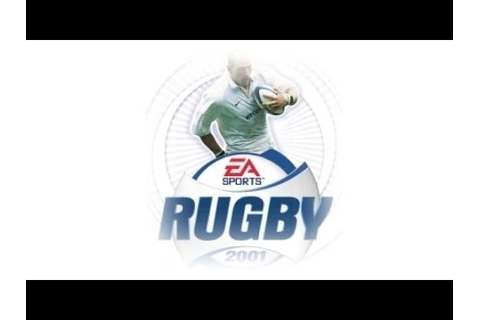 Rugby 2001 - EA Sports - My 1st Go - YouTube