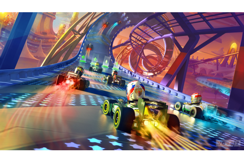 Codemasters Racing announces F1 Race Stars - VG247
