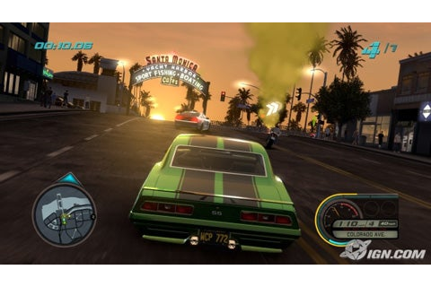 Midnight Club: Los Angeles AU Review - IGN