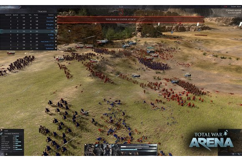 Total War: Arena preview: War sometimes changes | PCWorld
