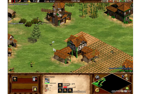 Age of Empires II Expansion: The Conquerors Download Game ...