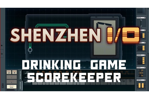 SHENZHEN I/O - Drinking Game Scorekeeper - Old Solution ...