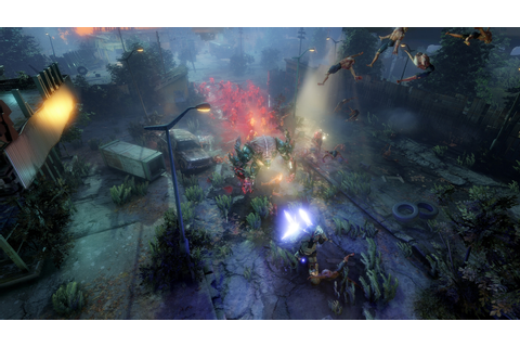 Housemarque PS4 exclusive Alienation announced at gamescom ...