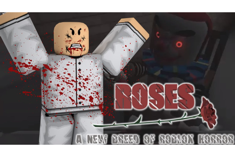 ROSES || ROBLOX HORROR GAMEPLAY - YouTube
