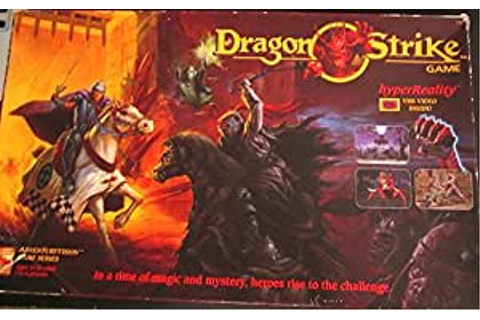 Amazon.com: Dragon Strike Board Game from the Makers of ...