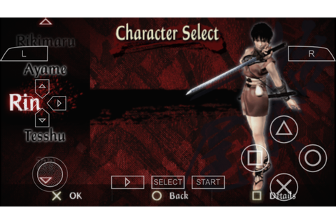 Tenchu: Time of the Assassins iso | REVIEW DAN DOWNLOAD ...