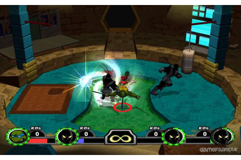 Teenage Mutant Ninja Turtles: Mutant Melee Download Game ...