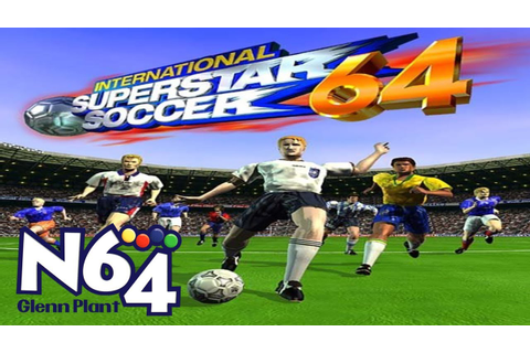 International Superstar Soccer 64 - Nintendo 64 Review ...
