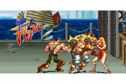 Final Fight™ 2 | Super Nintendo | Jeux | Nintendo