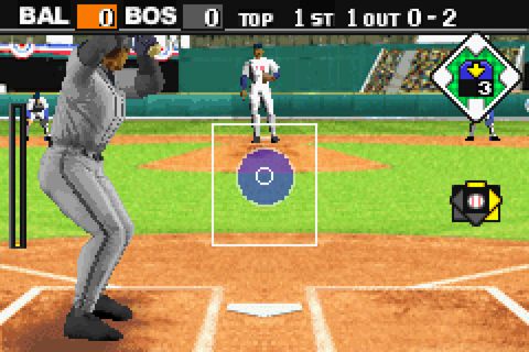 Baseball Advance Screenshots | GameFabrique