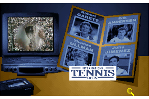Download International Tennis Open | Abandonia