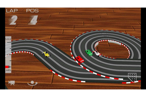 Slot Racing - Let's Race With Slot Cars (Android Game ...