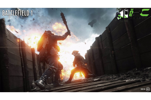Battlefield 1 PC Game + All DLCs Highly Compressed Free ...