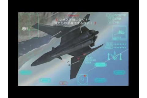 ACE COMBAT Xi Skies of Incursion(プレイ動画) - YouTube