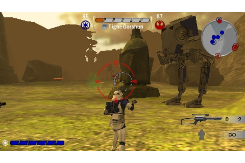 Star Wars: Battlefront - Renegade Squadron Screenshots for ...
