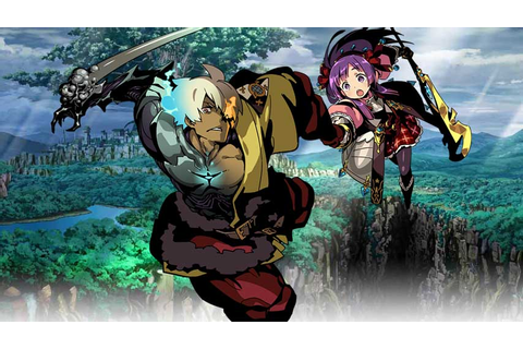 Etrian Odyssey 2 Untold coming west this summer - trailer ...