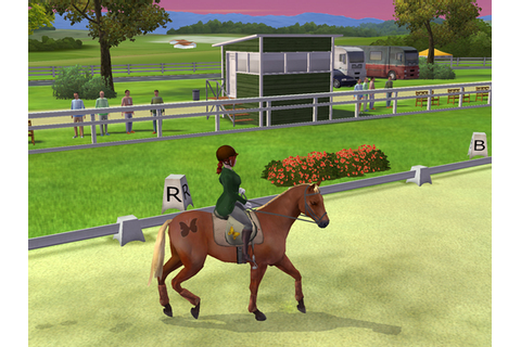 Blasteroids.com: Games: Screenshots: My Horse & Me 2 (Wii ...
