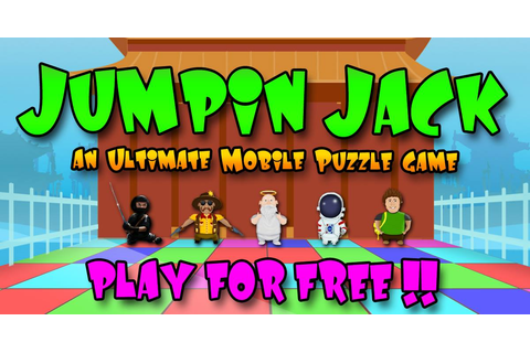 Jumpin Jack Puzzle Game