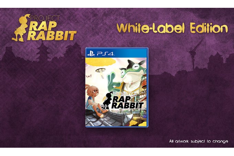 Back PS4's Next Great Rhythm Game Project Rap Rabbit Now - Push Square