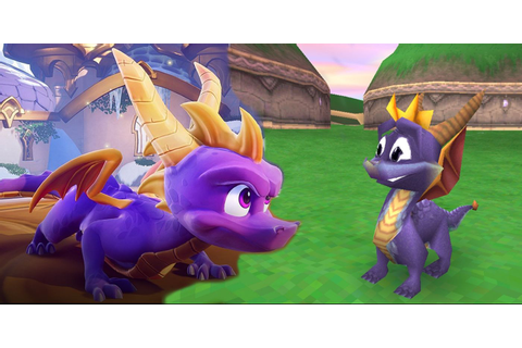 Spyro Reignited Trilogy Release Date, Screenshots, & Trailer