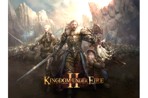 Kingdom Under Fire II 2013 Game Wallpapers - 1600x1200 ...