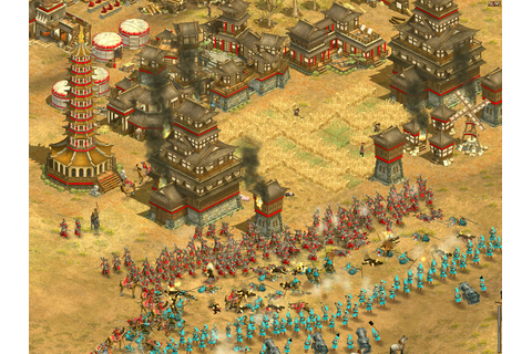 Game: Rise of Nations|NVIDIA