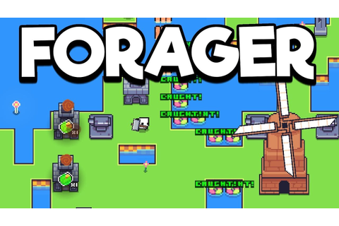 Forager Gameplay Impressions #2 - Buying More Islands ...