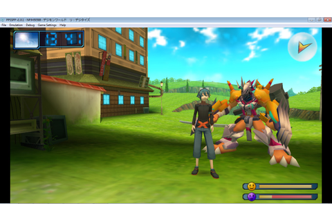 Game And Live: Digimon World Re:Digitize