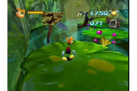 Rayman 2 The Great Escape Game - Free Download Full ...