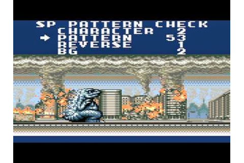 Godzilla La Leyenda: Godzilla Giant Monster March (Game ...