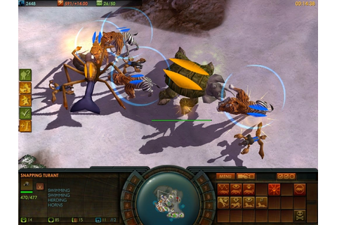 Impossible Creatures PC Game Download - Free Full Version