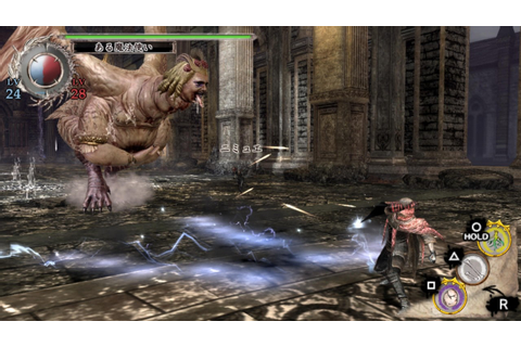 Test de Soul Sacrifice sur PS Vita