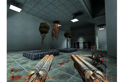Blood II The Chosen Game - Free Download Full Version For PC