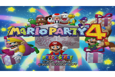 Mario Party 4 - Episode 01 - YouTube